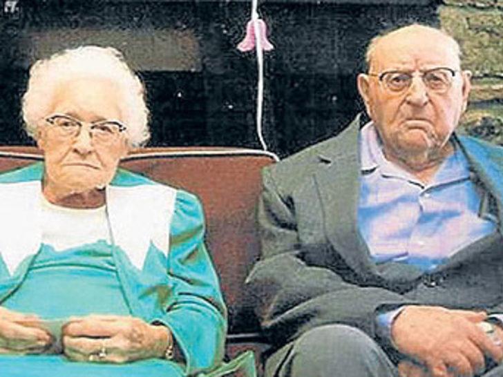 77 yıllık evliliği bitiren sır