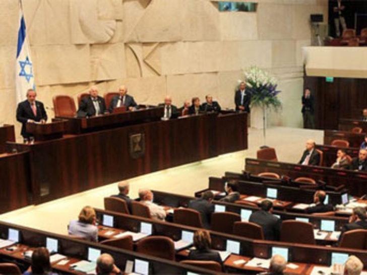 'Soykırım' İsrail Meclisi'nde