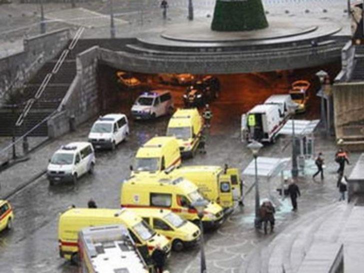 Belçika'da bombalı saldırı: 6 ölü