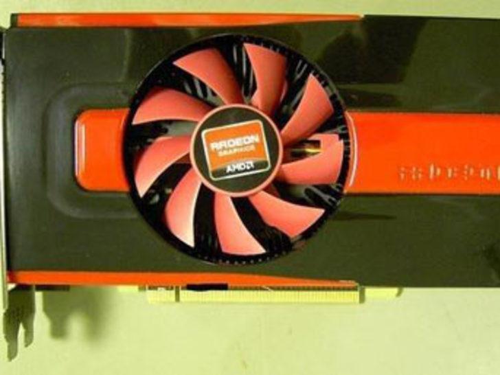 AMD Radeon 7770 göründü
