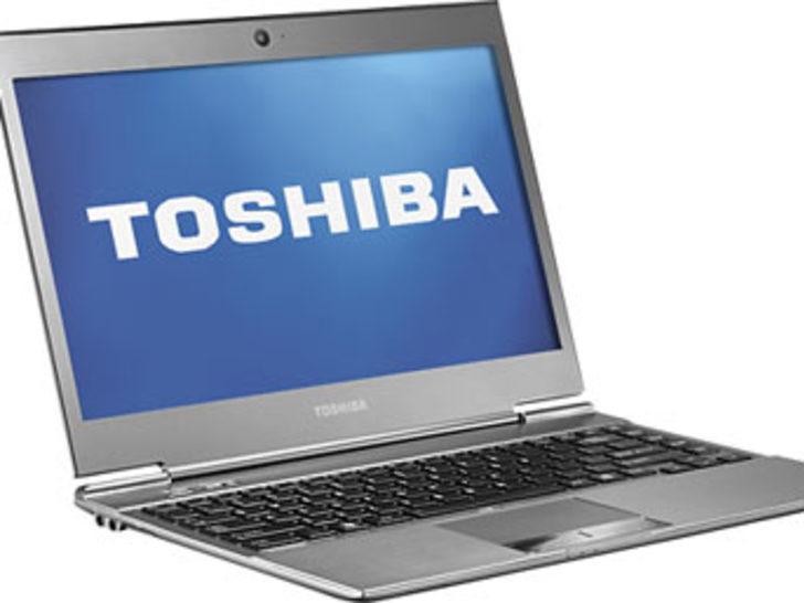 Toshiba Ultrabook'ta 699 Dolar'a İndi