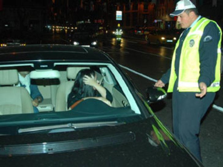 Düşük promilli alkol de şoförü yakacak!