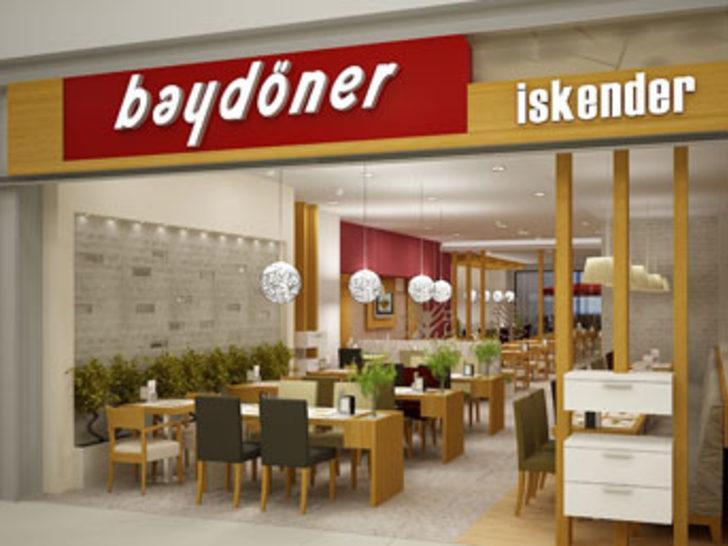 Baydöner Kayseri'de