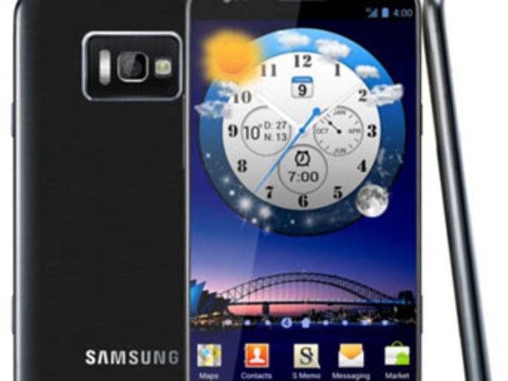 Samsung Galaxy S3 ve Galaxy 3D'yi hazırlıyor