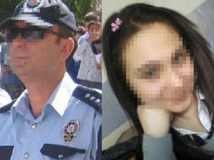 Liseli kıza tecavüz eden başkomisere tahliye