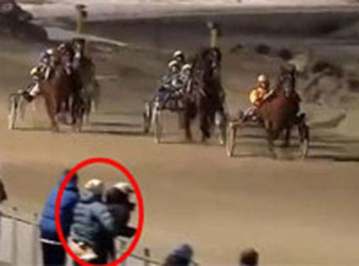 At yarışında seks