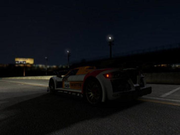 Project Cars'ı bir de gece görün!