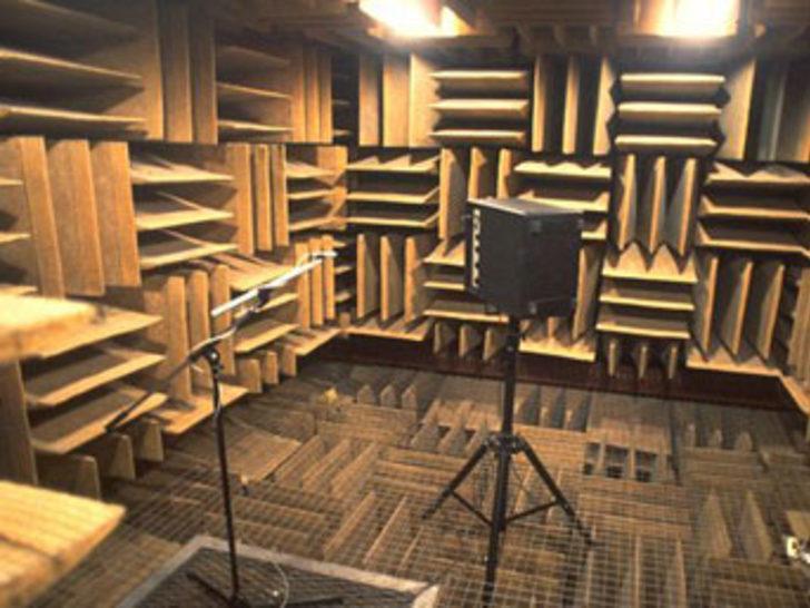 Dünyanın en sessiz odası!