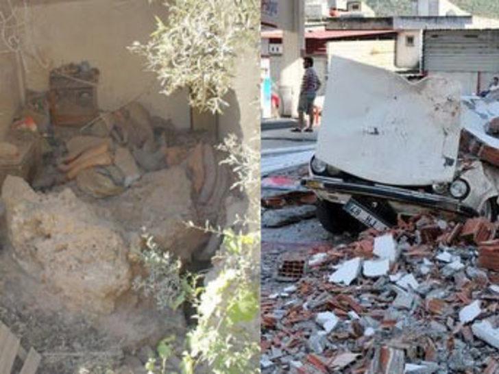 Marmariste 4.2 şiddetinde deprem