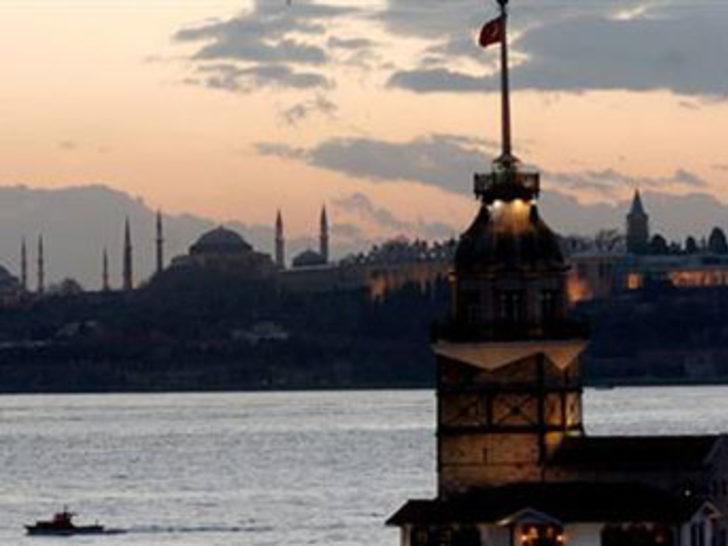 Gece yarısı İstanbul'da duyulan garip ses!