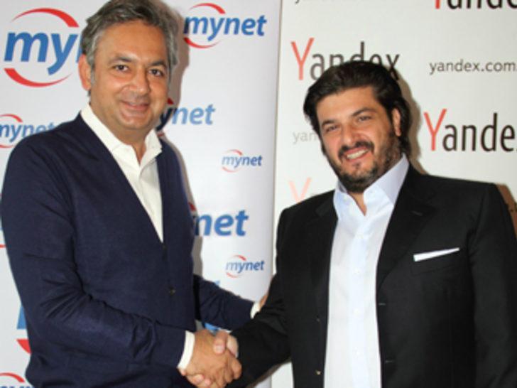 Mynet-Yandex işbirliği