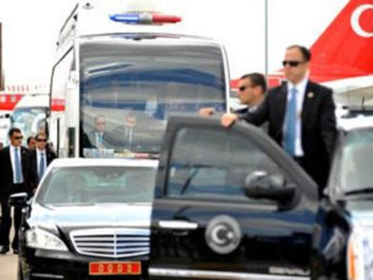 Başbakan'ın koruma ekibi silbaştan!