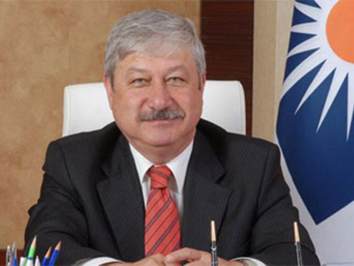 Antalya Belediyesi'ne baskın