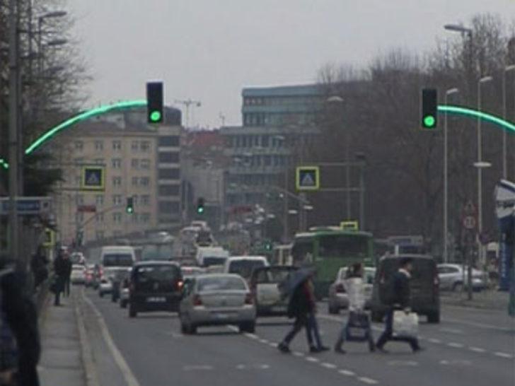 İstanbul'da trafik ışıkları değişiyor!