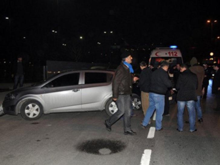 Beyoğlu'nda silahlı çatışma