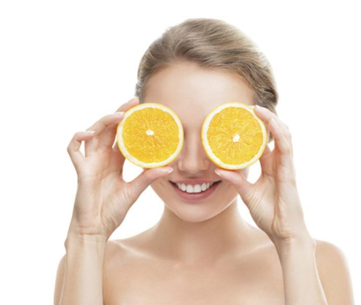 Kırışıklık Giderici Portakal Maskesi