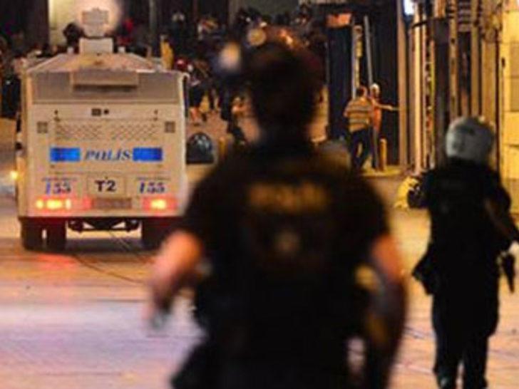 Polisten CHP'li vekillere suç duyurusu!