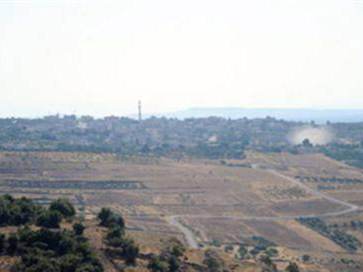 İsrail Suriye'yi yine vurdu