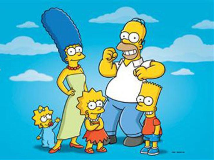 RTÜK'ten Simpsonlar'a ceza geldi!
