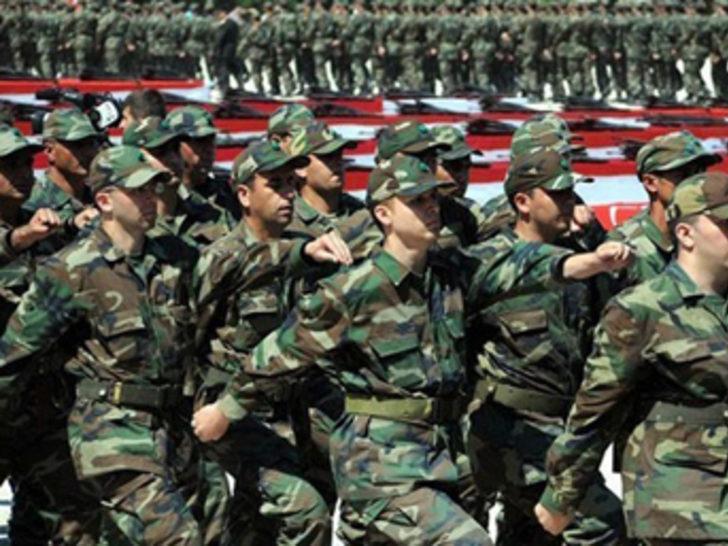 'Doğu'daki askerler 3 ay erken terhis olsun'