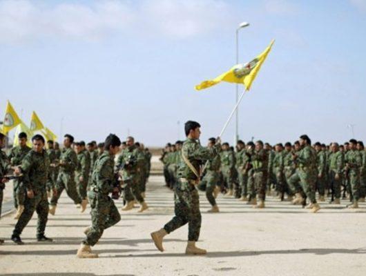 ABD'nin terör ordusunun fotoğrafları ortaya çıktı!