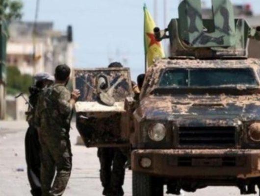 YPG: Rusya'yı da Türkiye kadar sorumlu tutuyoruz