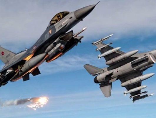 72 savaş uçağının ve Zeytin Dalı isminin sırrı!