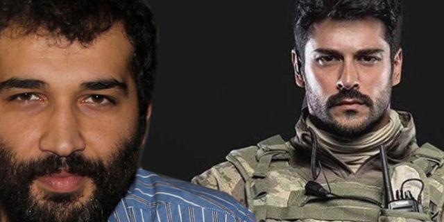 Barış Atay'dan Burak Özçivit'e tepki: 'Savaşı dizi çekmek mi sanıyorsun?'