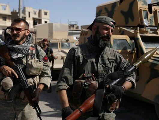Son dakika! TSK Afrin'i vururken YPG'den 'Türkiye'ye düşman değiliz' açıklaması