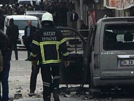 Afrin'den Reyhanlı'ya roketli saldırı! Ölü ve yaralılar var