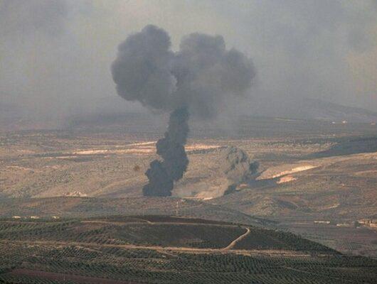 Afrin operasyonunda teröristleri şoka uğratan taktik!