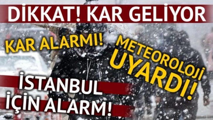 Can Ataklı yazdı: 'Kar geliyor' haberlerinin kaynağı Meteoroloji değilmiş