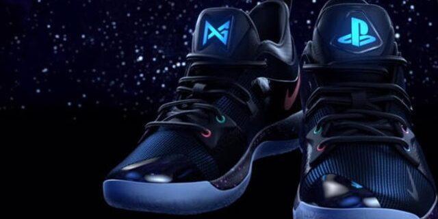 Nike'tan PlayStation temalı spor ayakkabı!