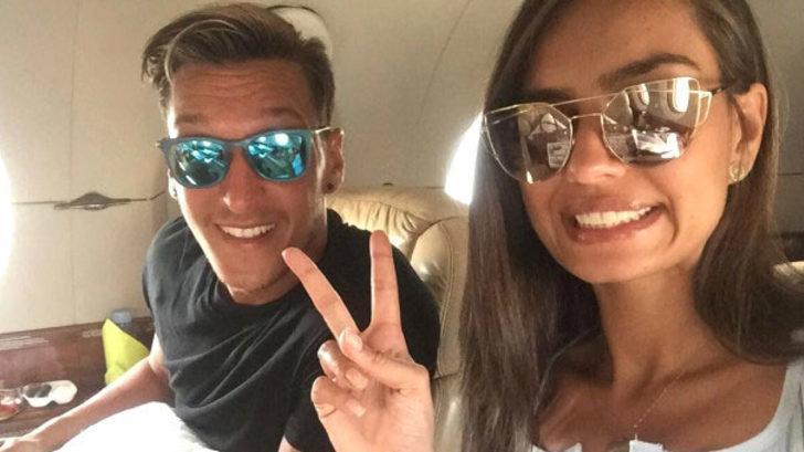 Amine Gülşe ve Mesut Özil evlenecek mi? Şaşırtan açıklama