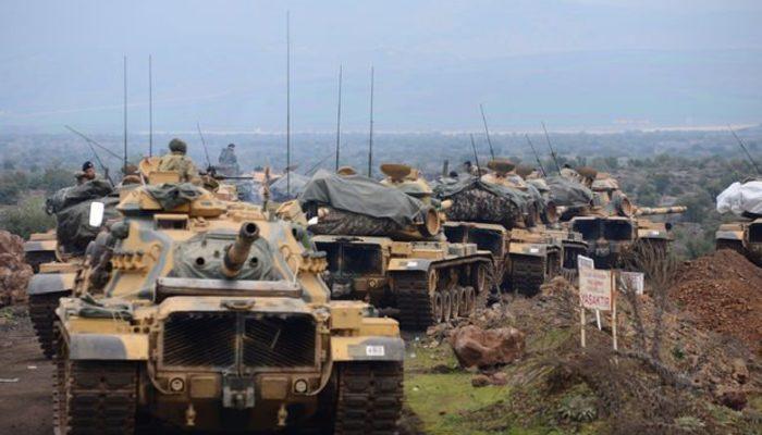 TSK açıkladı! Afrin'de flaş gelişme