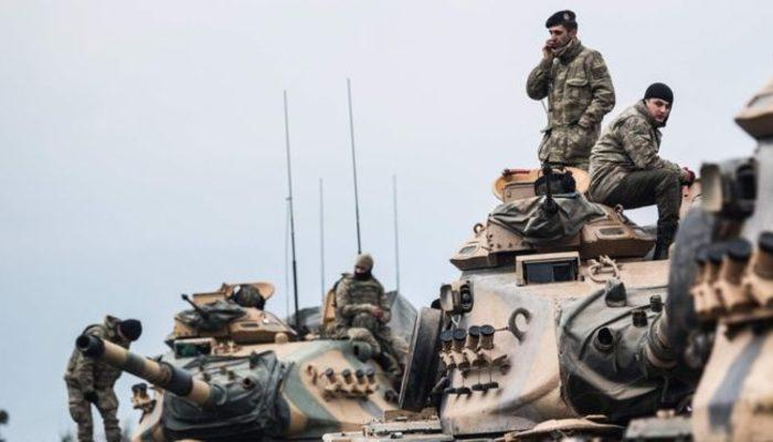 TSK açıkladı! Afrin operasyonunda son dakika gelişme