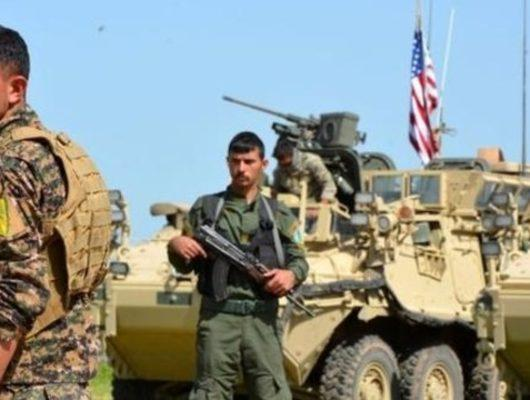 Afrin'de köşeye sıkıştılar! Teröristlerden ABD'ye 'bizi kurtarın' çağrısı