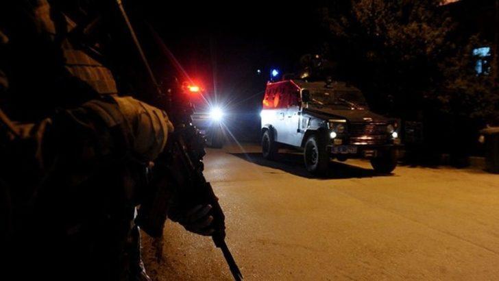 Son dakika Ankara'da HDP'ye polis operasyonu!