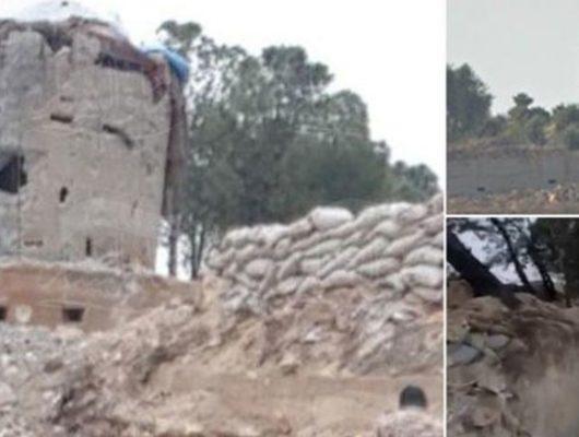 Afrin'de son durum! Kritik bölgeler alındı, terör örgütü karıştı