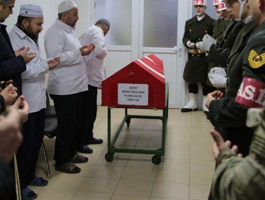 Afrin operasyonunun ilk şehidi Musa Özalkan'ın vasiyeti duygulandırdı