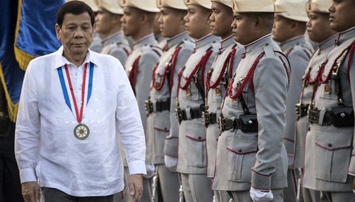 Filipinler lideri Duterte: Diktatör olmak istersem beni vurun