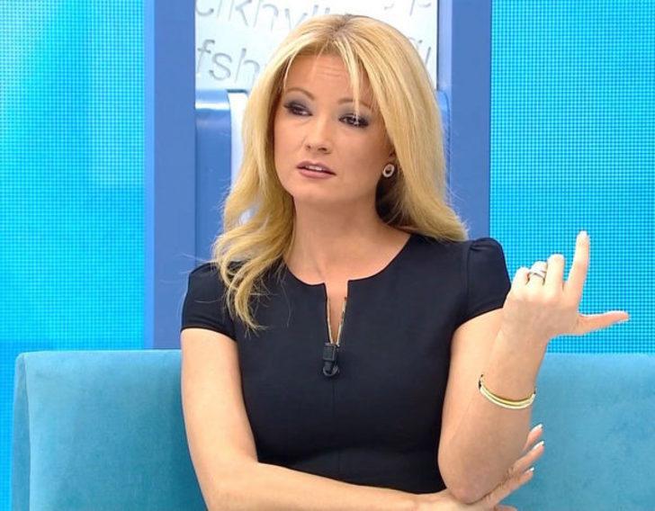 ATV ekranlarında sunduğu programda kayıpları bulması ile adından söz ettiren Müge Anlı'nın televizyon dünyasından uzak tuttuğu kızının görüntüleri ortaya çıktı.