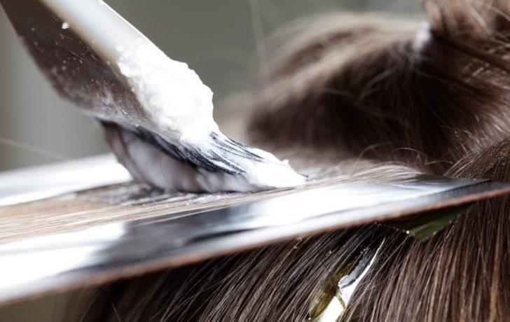 Regl döneminde saç boyanır mı, boya tutar mı?