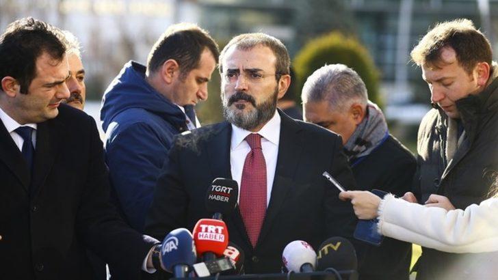 Son dakika! AK Parti'den Afrin tepkisi: CHP ÖSO'yu terörist göstermeye başladı