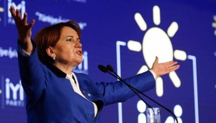 Meral Akşener'den Erdoğan'a çok sert tepki