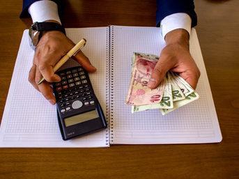 Finansal hizmetler güven endeksi 3,9 puan azaldı