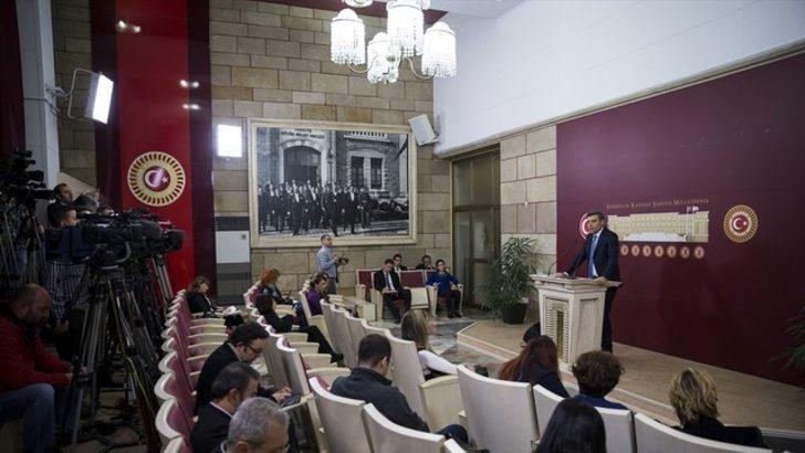 CHP'li Öztürk Yılmaz: Alayınıza başkaldırıyorum!