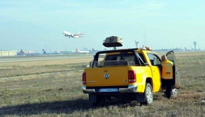 Atatürk Havalimanı'nda köpek timi! Kuyruk krizinin ardından harekete geçildi!