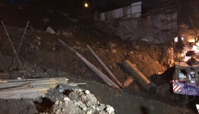 Son dakika! Bursa'da toprak kayması: 120 kişi tahliye edildi