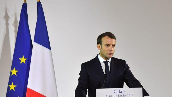 """Macron: """"Fransa'daki İslam'ı Yeniden Yapılandıracağız"""""""